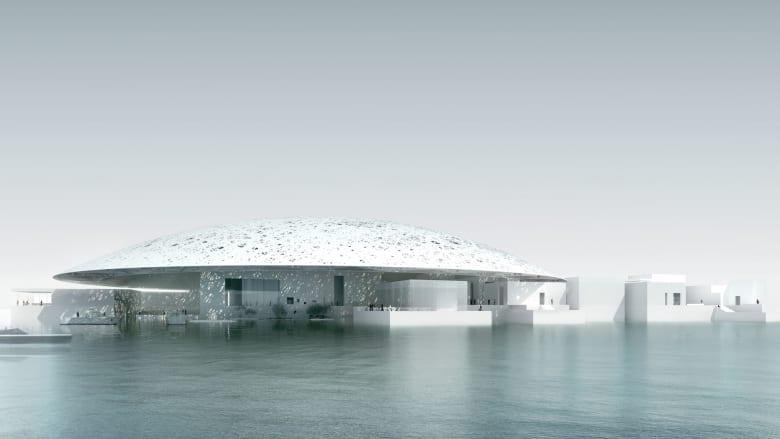 كل أسرار متحف اللوفر في أبوظبي.. جوهرة معمارية في الصحراء تجمع ثقافات العالم