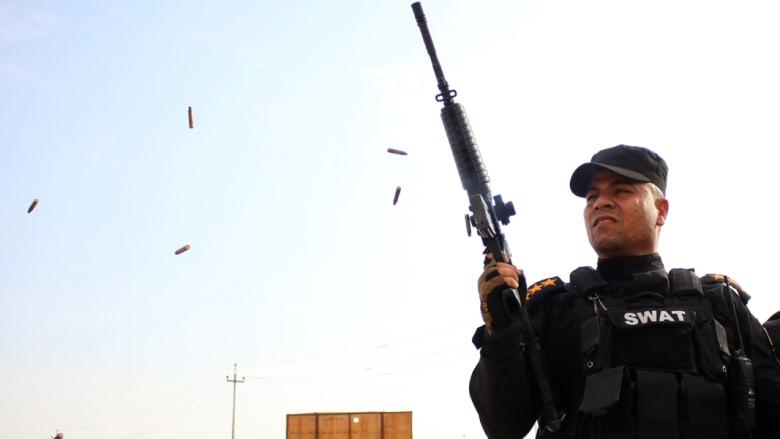"""حرب """"داعش"""" بالعراق.. سقوط """"خلايا"""" بغداد ومقتل """"أمير بعقوبة"""" والعبادي يتحدث عن """"ضربات موجعة"""""""