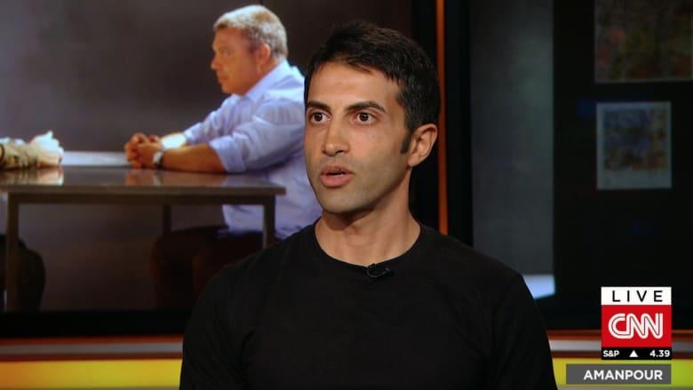 """مصعب يوسف.. """"ابن حماس"""" يشرح قصة تجسسه لصالح إسرائيل بفيلم وثائقي"""