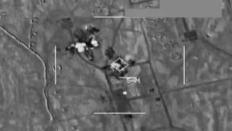 غارات جوية جديدة على مقرات داعش