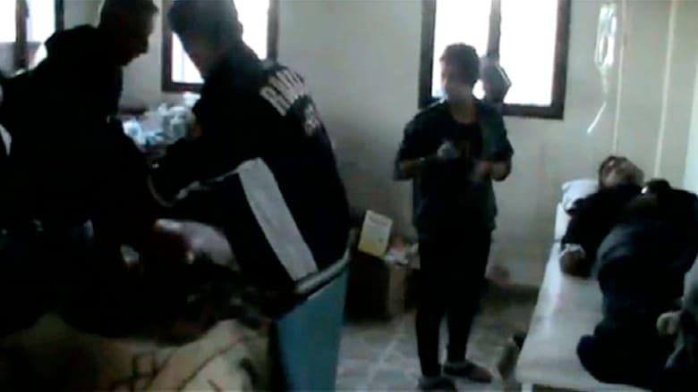 CNN تحصل على مشاهد حصرية من داخل كوباني