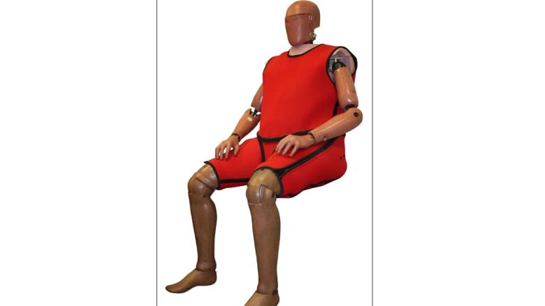 دمية اختبار قيادة يمكنها إنقاذ المصابين بالسمنة المفرطة