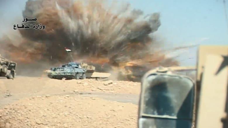 بالفيديو.. عمليات القوات العراقية في بيجي.. وبغداد تعلن مقتل قائد شرطة بيجي المكلف من قبل داعش