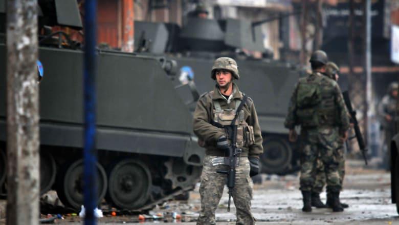 لبنان: مقتل 6 عناصر بالجيش في اشتباكات طرابلس