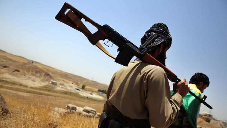 العراق: قوات البيشمرغة تحرر بلدة زمار ومحيطها من قبضة داعش غرب سد الموصل