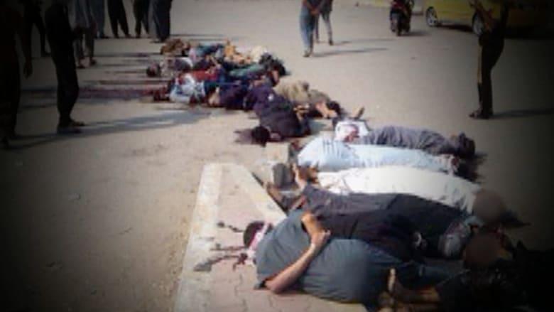 """""""داعش"""" يعدم السنة والجيش العراقي طلب من أمريكا مساعدات إنسانية فقط"""