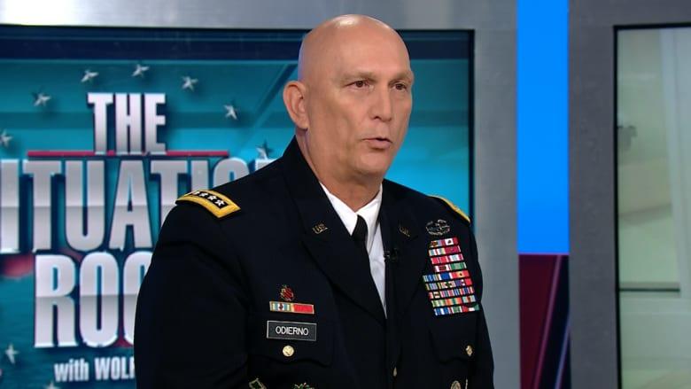"""رئيس الأركان الأمريكي لـ CNN: نستخدم قواتنا لحماية مواطنينا وعلى العرب محاربة """"داعش"""""""
