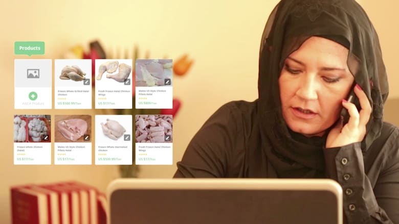 """سوق إسلامية مفتوحة على الانترنت تدمج """"أمازون"""" و""""فيسبوك"""" و""""تويتر"""" و""""علي بابا"""".. بالحلال"""