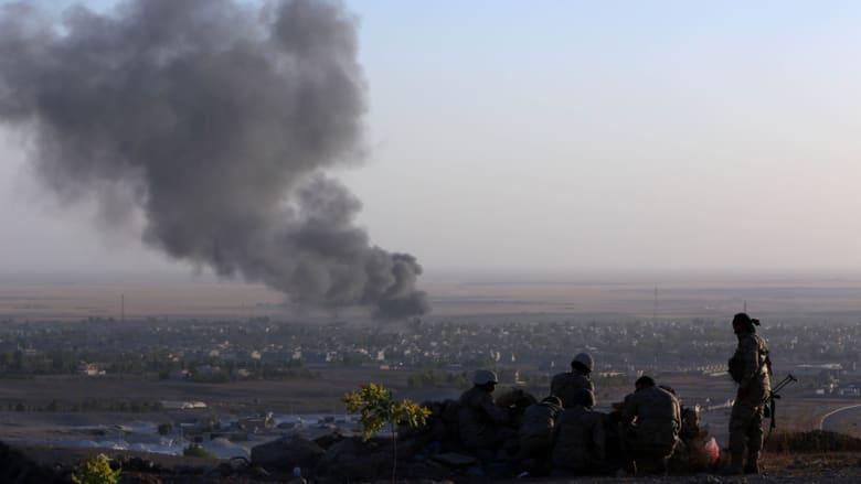 """""""#ماذا_سيكتب_التاريخ_لو_انتصرت_داعش؟"""""""