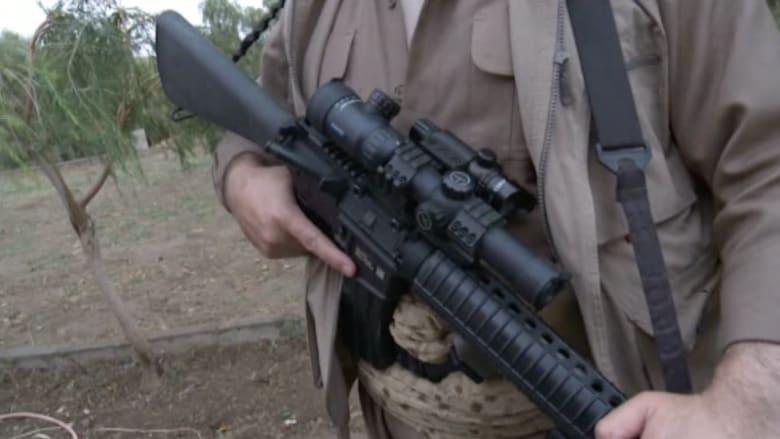 """بدلاً من استخدامها في قتال """"داعش"""".. سوق سوداء للأسلحة الأمريكية بالعراق"""