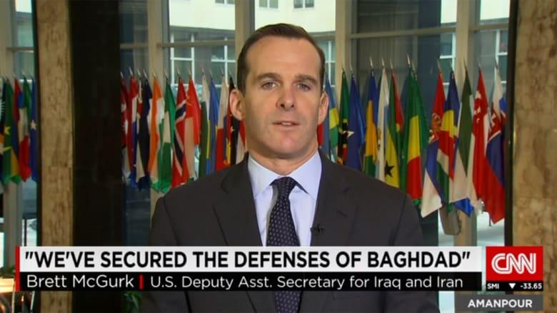 نائب مبعوث الرئيس الأمريكي لمحاربة داعش يبين لـCNN ما تم إنجازه للآن