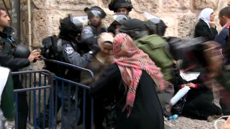 مدينة القدس على حافة الهاوية بعد علميات الدهس