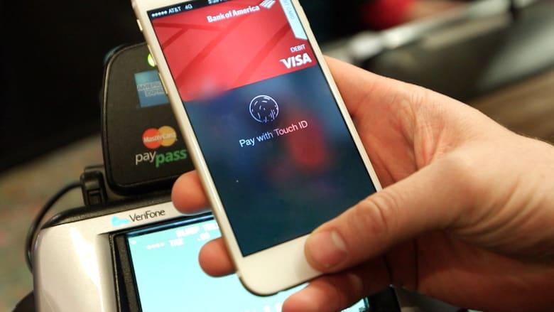 """""""آبل باي"""" نظام دفع جديد يحد من مخاطر سرقة بطاقات الائتمان"""