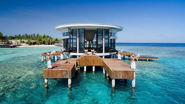 بالصور..أين تقع أفضل الفنادق في العالم؟