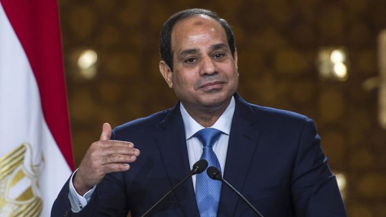 مصر.. قرار جمهوري بقانون يجيز للرئيس تسليم متهمين ومحكومين أجانب لدولهم