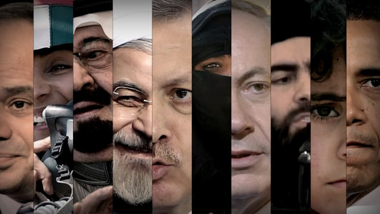 بالفيديو: شخصيات 2014 الأكثر تأثيراً Influencer2014 #