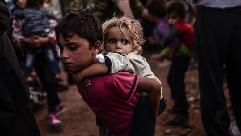 #المؤثرون_2014: اللاجئون