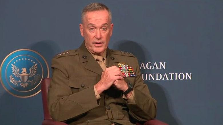 مفاجأة من قائد المارينز: نصف قواتنا في أمريكا دون الاستعداد المطلوب وحرب داعش فاقمت الوضع