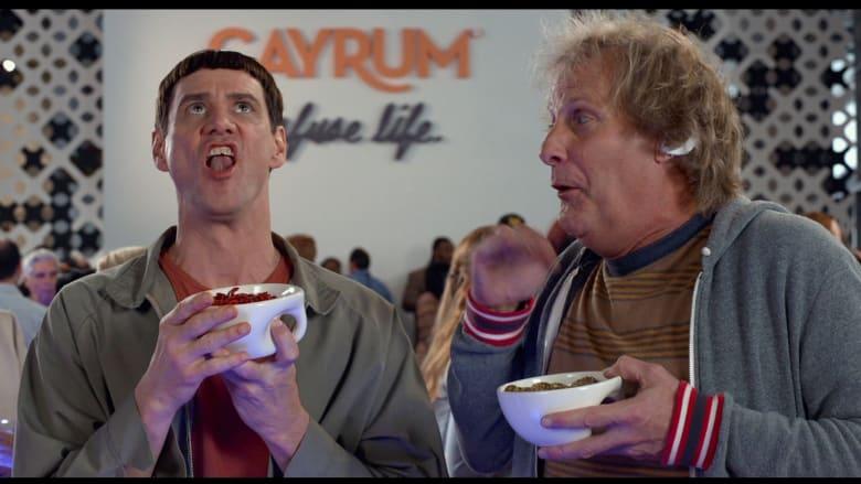 آخر أخبار هوليوود.. فيلم Dumb And Dumber To ينتزع الصدارة من Big Hero 6