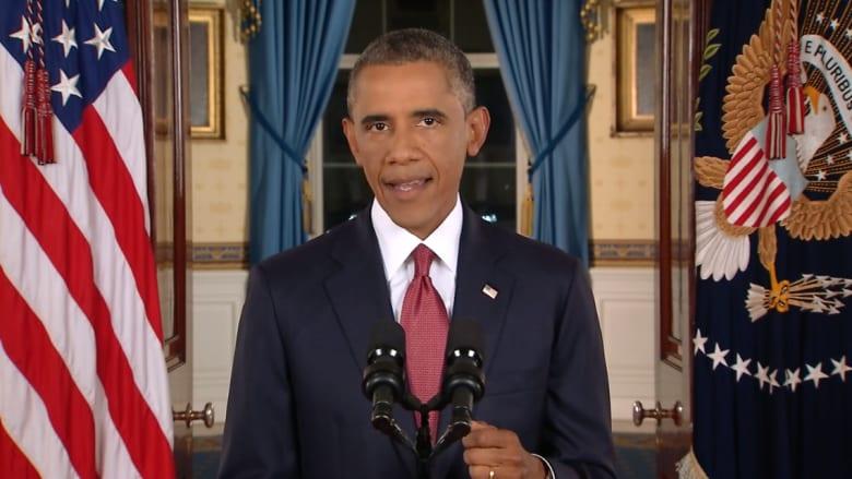 #المؤثرون_2014: الرئيس الأمريكي باراك أوباما