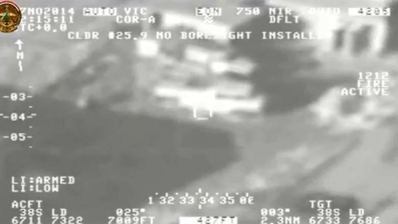 بالفيديو.. ضربات سلاح الجو العراقي على معاقل وعربات داعش