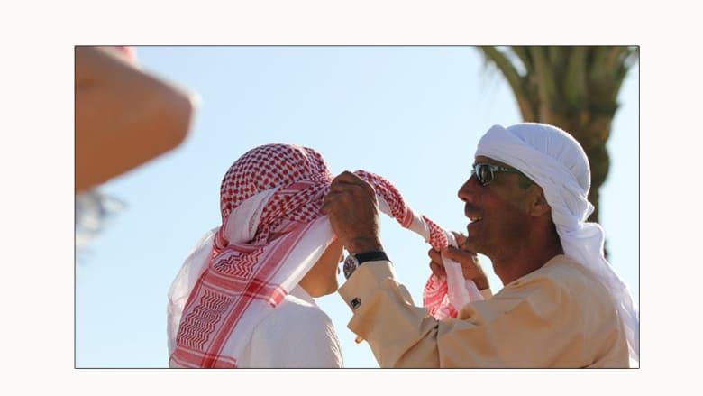 كيف تغيرت دبي خلال 25 عاماً؟ رحلة للسفاري تكشف عن حياة البدو الرحل