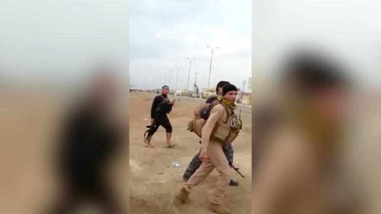 """""""داعش"""" يخوض معركة حاسمة في الرمادي والقتال بمحيط المحافظة"""