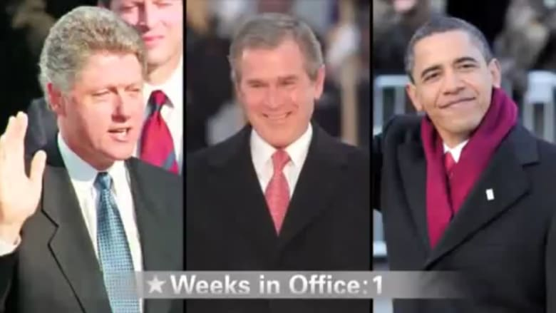 """""""هرمنا في البيت الأبيض"""" .. كيف تغير أوباما وبوش وكلينتون؟"""