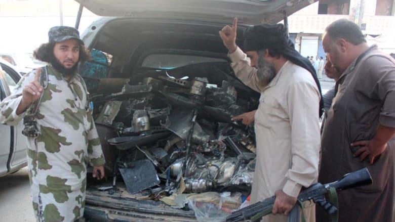 """""""داعش"""" يختطف سوريا ويقطع رأسه بساطور بسبب شكوى حول إهانته للبدو"""