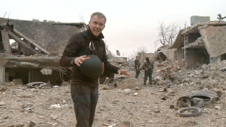 حصريا.. CNN تتجول في الجبهة الأمامية لداعش.. كيف تبدو الحياة في كوباني؟