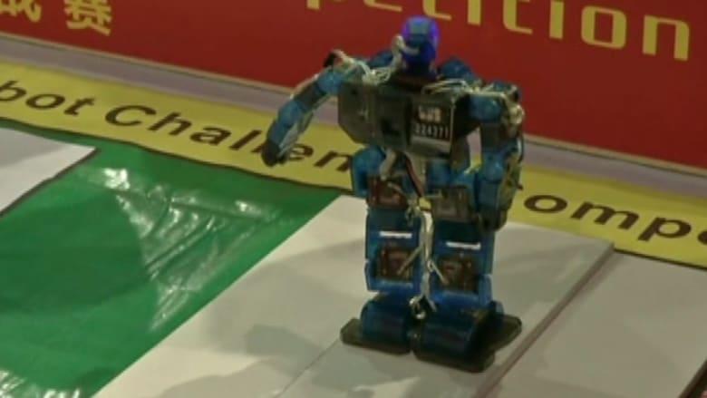 روبوتات بروح رياضية تتنافس على أرقام قياسية في بطولة آسياء والمحيط الهادئ