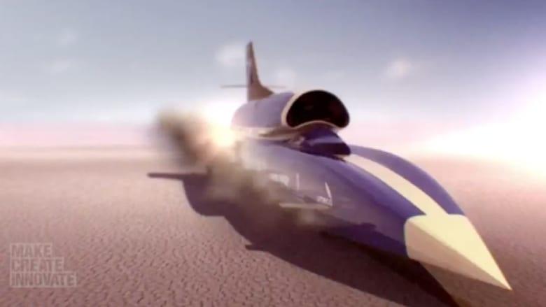 جنون السرعة .. هذه هي السيارة الأسرع من الرصاصة
