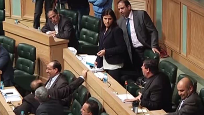 هل أثار شجار في مجلس النواب الأردني المطالبة بحقوق المرأة في الأردن؟