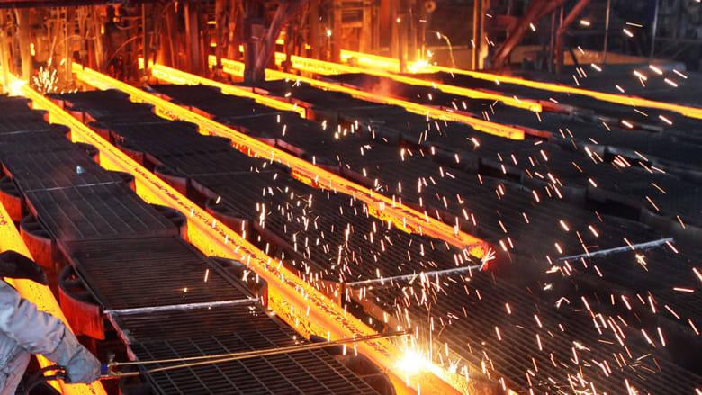 كيف تحدت ايران العقوبات الاقتصادية لتصبح أكبر منتج للفولاذ في الشرق الأوسط؟