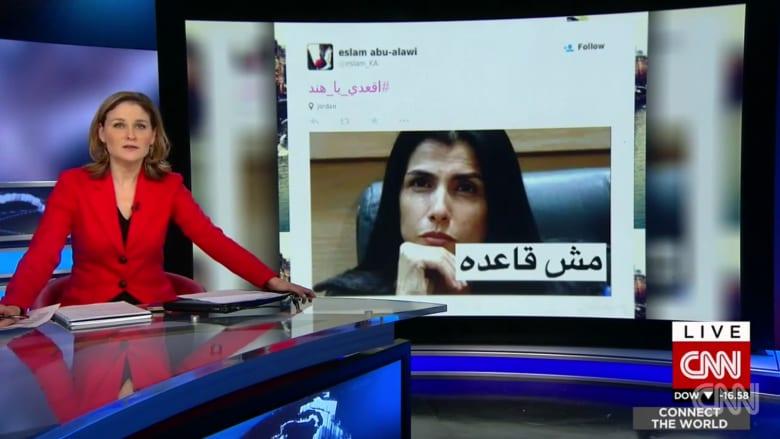 """بعد صيحة """"أقعدي يا هند""""..""""كوتا النساء"""" تشعل برلمان الأردن ومواقع التواصل"""