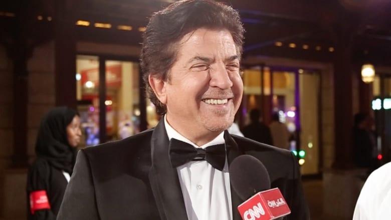 وليد توفيق لـ CNN: المهرجان يقدم لنا الأفضل كل عام