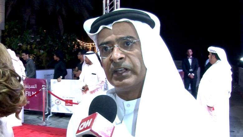 عبدالحميد جمعة: ما يميز مهرجان دبي السينمائي هو تركيزه على السينما العربية