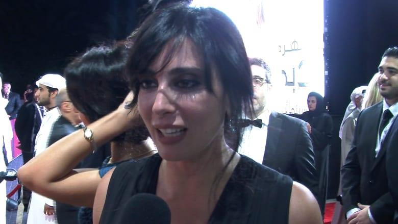 نادين لبكي: مهرجان دبي السينمائي يوفر صورة واضحة عن صناعة السينما العربية