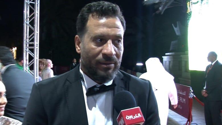 ماجد المصري: مهرجان دبي السينمائي يتفوق على ذاته سنوياً