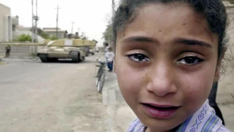 """""""نحن كثر""""..فيلم يؤرخ أفكار 30 مليون شخص شاركوا بتظاهرات ضد الغزو الأمريكي للعراق"""