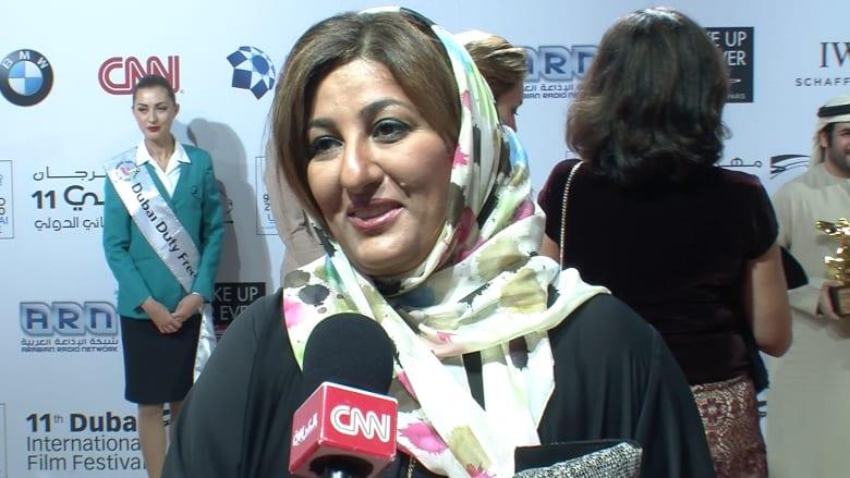 """المخرجة الإماراتية نجوم الغانم: """"دبي السينمائي"""" يحتفي بالمرأة بدورته الحالية"""