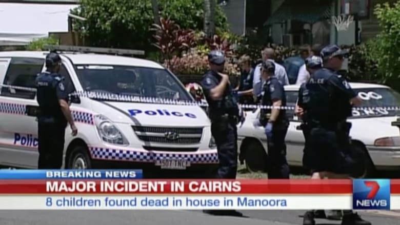 بالفيديو.. العثور على ثمانية أطفال قتلوا طعنا في منزل بأستراليا