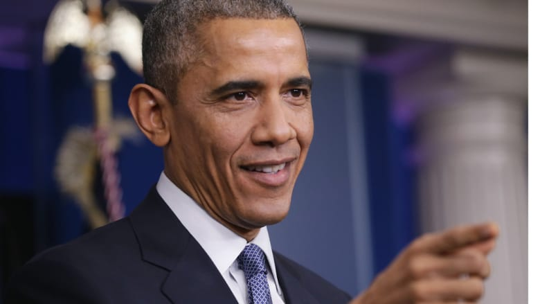 أوباما: سوني أخطأت بسحب الفيلم وكوبا سوف تتغير تدريجيا وأمريكا تشهد انتعاشا اقتصاديا