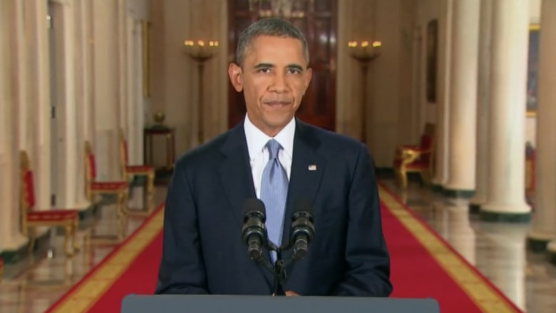 """كيري يحشد العرب وأوباما يحشد الرأي العام لمحاربة """"داعش"""""""