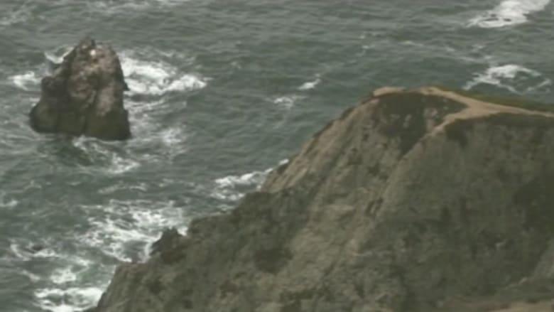 طفل بعمر 4 سنوات ينجو من سقطة عن جرف ارتفاعه 200 قدم