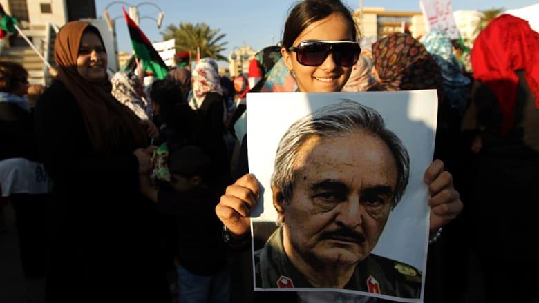 """مفتي ليبيا: من يقاتلون مع حفتر """"بغاة"""" و""""شهيد"""" من يقتل بمواجهته"""