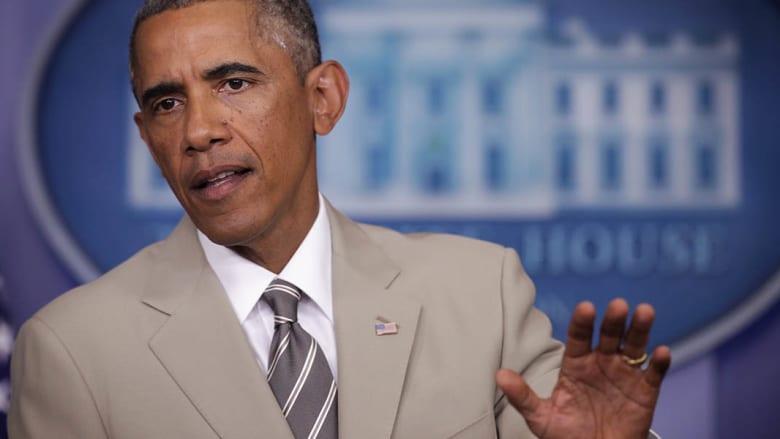 صحف العالم: مغردون يسخرون من باراك أوباما بسبب بذلته