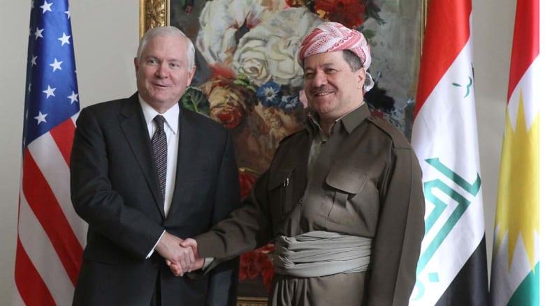 """أكراد العراق يرحبون باستراتيجية أوباما والجهود الدولية لمحاربة """"داعش"""""""