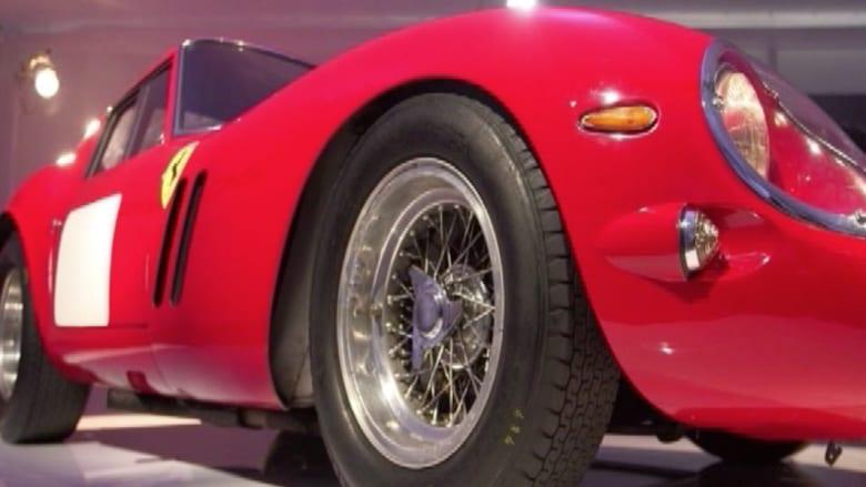 """""""فيراري GTO"""" بـ38 مليون دولار"""