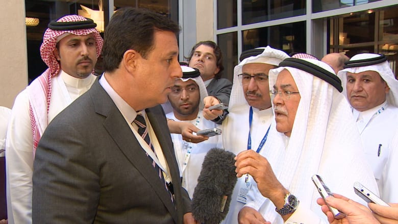 وزير النفط السعودي لـCNN: نحن لا نتآمر على أي طرف من أوبك أو من خارجها